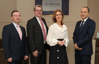 Photo for article Adrian Mulryan joins LK Shields as Head of Financial Services