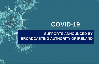 Photo for article Supports Announced by Broadcasting Authority of Ireland