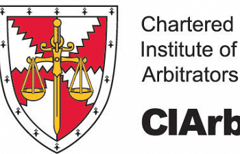 Photo for article Pauline Taaffe admitted as a Fellow of the Chartered Institute of Arbitrators