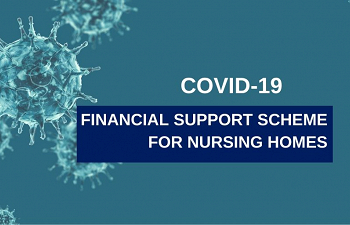 Photo for article Establishment of a Financial Support Scheme for Nursing Homes During COVID-19
