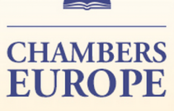 Photo for article Chambers Europe 2016