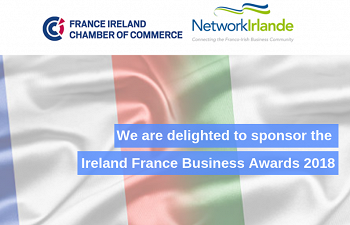 Photo for article LK Shields to sponsor upcoming Ireland France Business Awards 2018