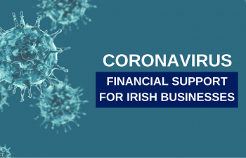 Photo for article Coronavirus: Financial Support for Irish Businesses