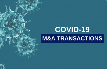 Photo for article M&A Transactions During the COVID-19 Crisis