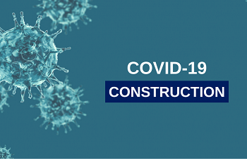 "Photo for article COVID-19 and Construction: Defining the ""New Normal"""