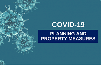 Photo for article COVID-19: Planning and Property Measures Implemented by the Government