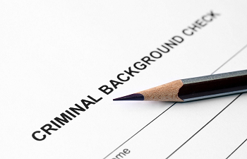 Photo for article Criminal Background Checks