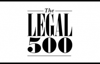 Photo for article Legal 500 2018