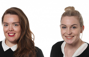 Photo for article LK Shields Welcomes Associate Solicitors Emma Creaven and Aisling Monahan