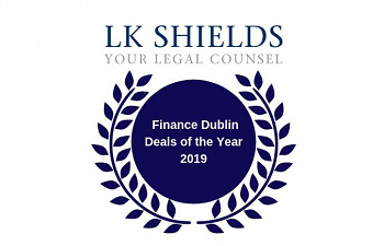 Photo for article Finance Dublin Deals of the Year 2019