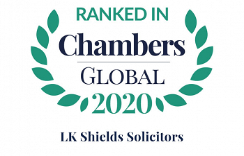 Photo for article LK Shields Ranked in Chambers Global 2020
