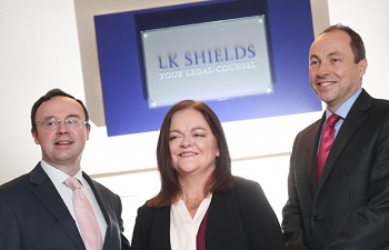 Photo for article LK Shields announces merger with Kilroys Solicitors