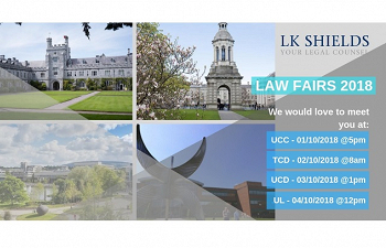Photo for article LK Shields Attending Upcoming Law Fairs