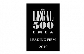 Photo for article The Legal 500 2019