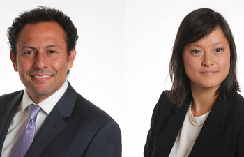 Photo for article LK Shields Welcomes New Associate Solicitors Lester Sosa-Villatoro and Tanya Moeller