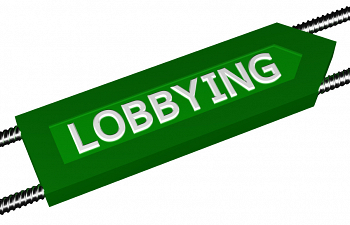 Photo for article Enforcement provisions of Lobbying Act in force from January 2017