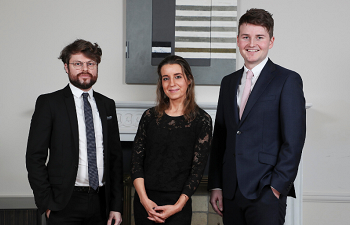 Photo for article LK Shields Welcomes Three Newly Qualified Associate Solicitors