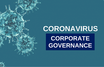 Photo for article COVID-19 and Corporate Governance