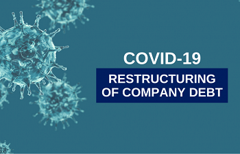 Photo for article COVID-19: Restructuring of Company Debt