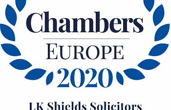 Photo for article LK Shields Ranked in Chambers Europe 2020