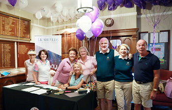 Photo for article LK Shields Sponsors Captains' Charity Day at Foxrock Golf Club