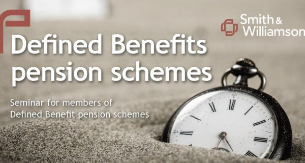 Photo to illustrate article Defined Benefits Pension Schemes.